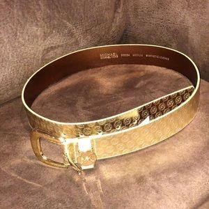 Michale kors women's belt